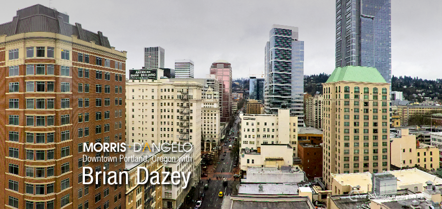 Brian Dazey, Portland, Oregon