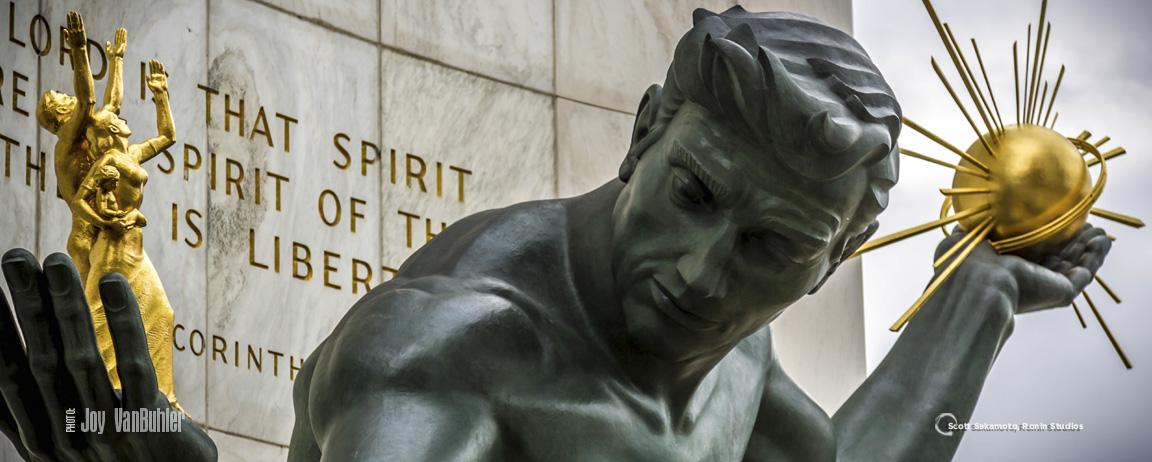 Stratigic Partners, The Spirit of Detroit