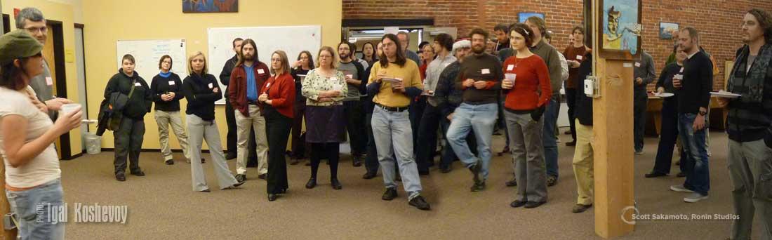Nedspace, CoWorking, Office, Community, Daniel Morris, Portland, Oregon