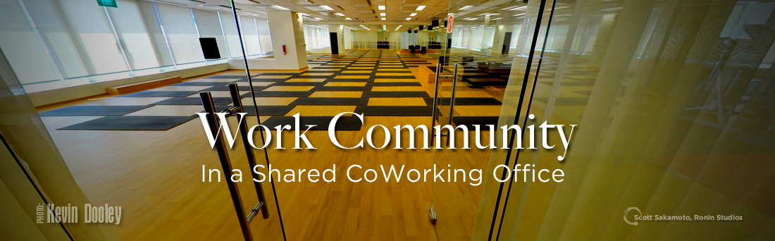 CoWorking, Office, Community, Daniel Morris, Portland, Oregon