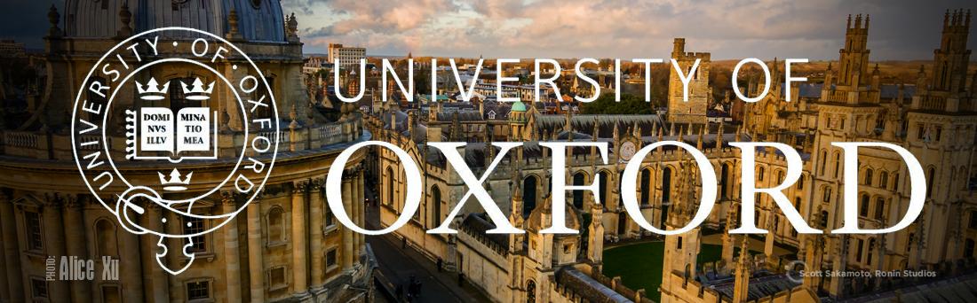 University of Oxford, Daniel Morris, portland oregon