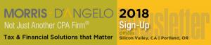 Morris DAngelo, newsletter, sign up, registration