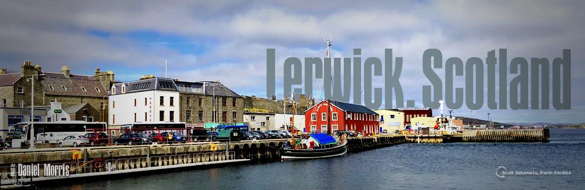 Lerwick, Scotland, Daniel Morris, Morris D'Angelo, CPA