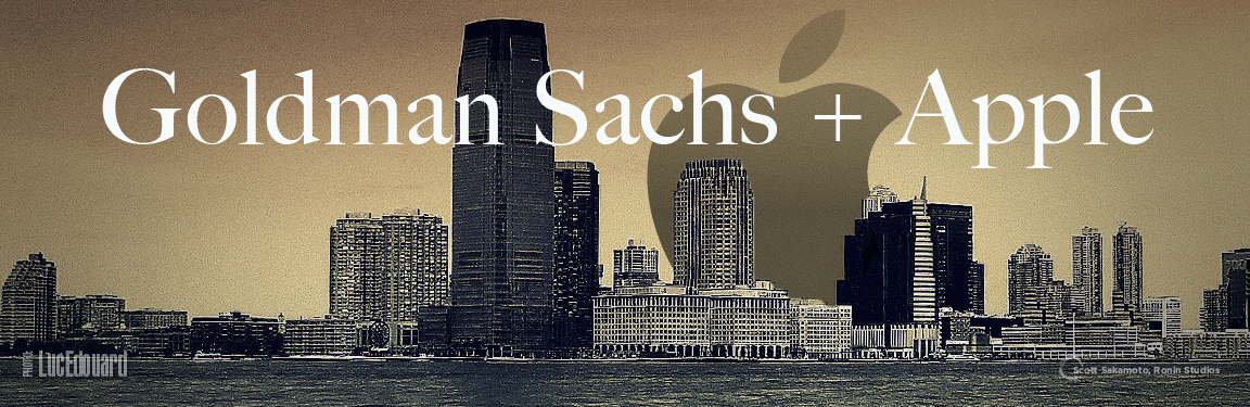 Goldman Sachs, Apple