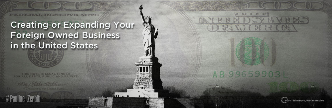 Foreign Business, Foreign Business Requirements, Start a Business in the U.S., State Taxes, United States