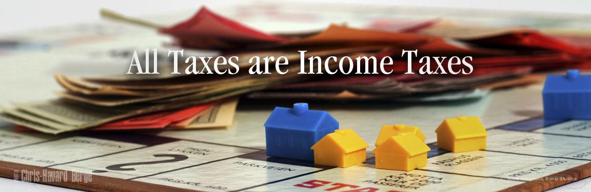 Income Taxes, Tax Economics, Tax Literacy, Tax Rate, Tax Revenue, Taxes