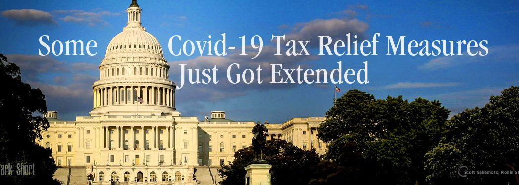 Cares Act, Coronavirus Aid, Covid-19 Tax Relief, Crd, Tax Relief, Tax Relief Measures