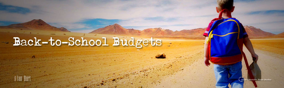School Budgets, Textbooks, Tuition