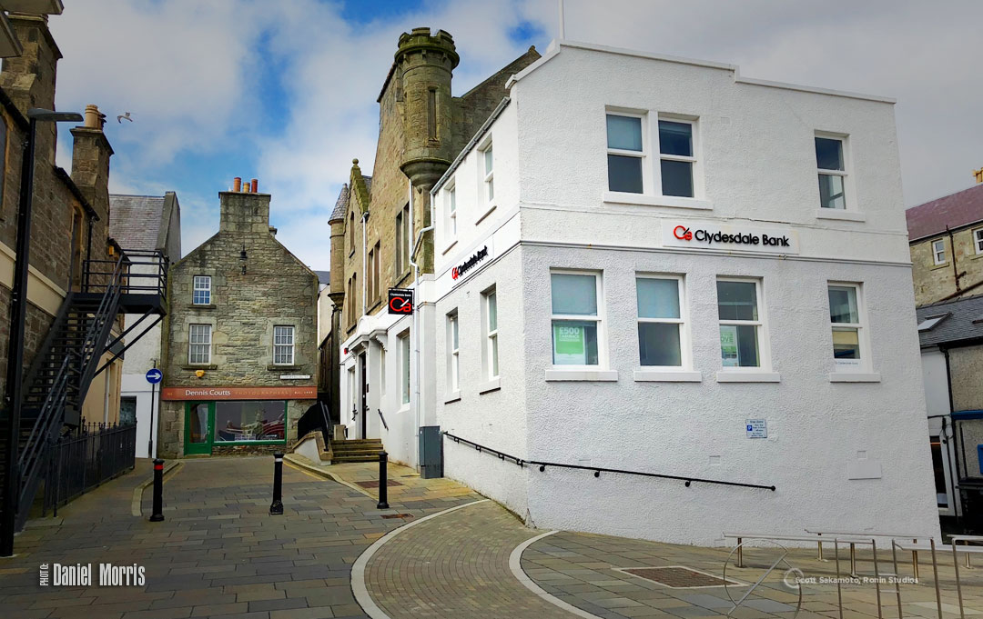 Bitcoin, Currency, Lerwick, Purchasing Transactions, Scotland