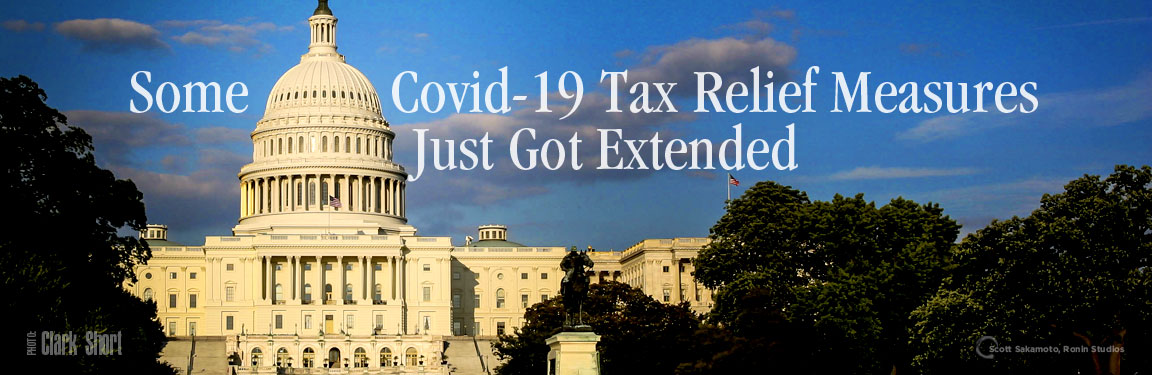 Cares Act, Coronavirus Aid, Covid-19 Tax Relief, Crd, Tax Relief, Tax Relief Measures